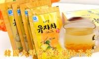 $48購買韓國大洋黃金蜂蜜柚子茶,便攜袋裝 25克x15包/盒,韓國傳統茶中最著名的飲品,冰涼飲用清涼解渴! 居家旅行必備飲品 (原價$88)